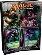 Garruk vs Liliana