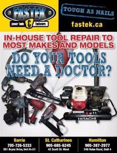 In House Tool Repair