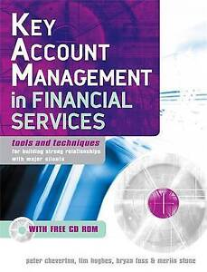 Key Account Management in Financial Services Tools and Techniques forExLibrary - Dunfermline, United Kingdom - Returns accepted Most purchases from business sellers are protected by the Consumer Contract Regulations 2013 which give you the right to cancel the purchase within 14 days after the day you receive the item. Find out more ab - Dunfermline, United Kingdom