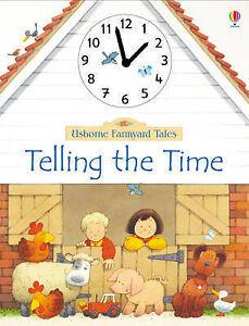 Telling the Time (Farmyard Tales), Cartwright, Stephen, Amery, Heather, Good Boo