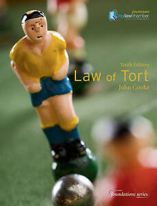 Law of Tort Mylawchamber Premium Pack (Foundation Studies in Law-ExLibrary