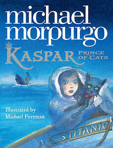 Kaspar-Prince-of-Cats-Michael-Morpurgo-Very-Good-0007284691