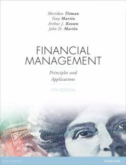 Financial Management and Organisational Change textbooks