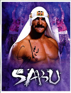 Sabu-Autographed-Photo-ECW-WWE-WCW-WWF-TNA-ROH-Japan-Wrestling-8x10-Promo-6