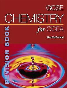 GCSE Chemistry for CCEA Revision Book (CCEA GCS..., McFarland, Alyn G. Paperback