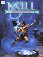 Marvel Graphic Novel: Kull - The Vale of Shadow(1989) Marvel com