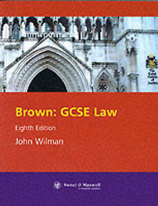 GCSE Law-ExLibrary