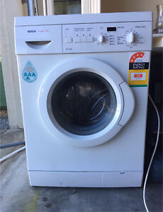 Bosch washing machine, excellent condition no longer needed Varsity Lakes Gold Coast South Preview