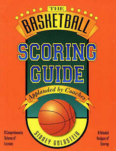 Basketball-Scoring-Guide-by-Sidney-Goldstein-Paperback-1999