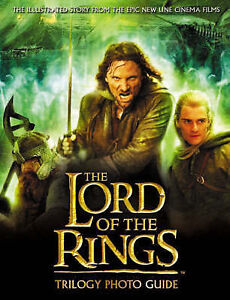 Lord-of-the-Rings-Trilogy-Photo-Guide-Tolkien-J-R-Good-0007198949