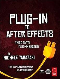 Plug-in to After Effects, Michele Yamazaki