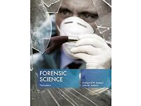 Forensic science third edition