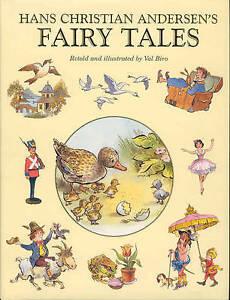 Hans Christian Andersen's Fairy Tales, H. C. Andersen, Val Biro | Hardcover Book