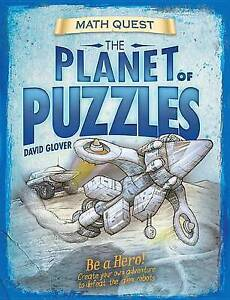 The Planet of Puzzles: Be a hero! Create your own adventure to defeat the alien