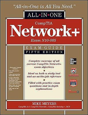 Comptia Network    Exam N10 005 By Mike Meyers