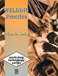 Welding Practice (Workshop Technology)-ExLibrary