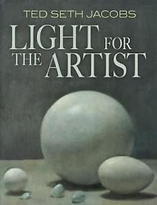 New, Light for the Artist (Dover Art Instruction), Jacobs, Ted, Book