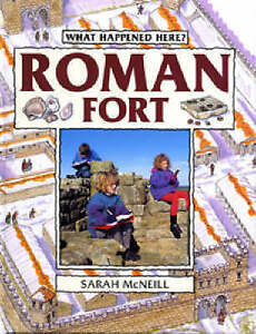 Sarah McNeill-Roman Fort  Paperback BOOK NEW