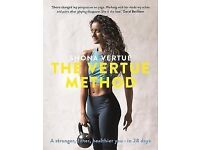 Vertue Method: A Stronger, Fitter, Healthier You In 28 Days by Shona Vertue