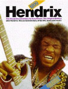 Jimi Hendrix a Visual Documentary-ExLibrary