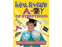Mrs Browns A to Z of Everything