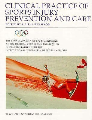 Clinical Practice of Sports Injury Prevention and Care: Olympic Encycl-ExLibrary 1