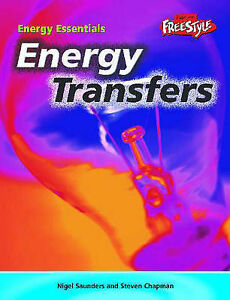 Steven Chapman, Nigel Saunders, Energy Transformation  (Energy Essentials), Very