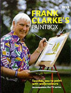Frank Clarke's Paint Box,GOOD Book