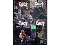 Batman the Cult rare