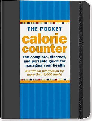 The Pocket Calorie Counter 2012 Edition (Portable Diet Guide)