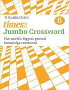 Jumbo Puzzle Books