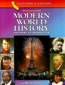 education modern world 1 The modern world, part one: global history from 1760 to 1910 from university of virginia this is a survey of modern history from a global perspective part one begins with the political and economic revolutions of the late 1700s and tracks the.