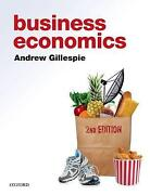 Business Economics Andrew Gillespie