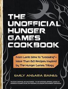 unofficial hunger games cookbook