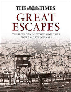 Great escapes the story of mi9s second world war escape and image is loading great escapes the story of mi9 039 s gumiabroncs Choice Image