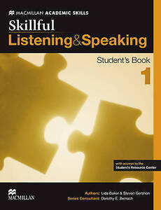 Skillful Level 1 Listening Speaking Student's Book Pack by Louis Rogers,...