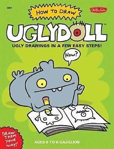 How to Draw Uglydoll (Uglydoll Series), Sun-Min Kim, David Horvath, Good Book