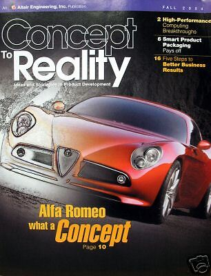 Concept To Reality    Altair Engineering  Inc