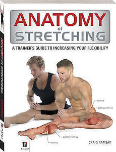 NEW Anatomy of Stretching by Craig Ramsay (Paperback, 2013) RRP £12.99