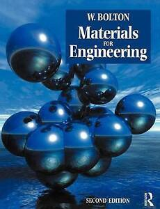 Materials for Engineering-ExLibrary