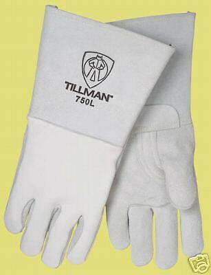 New Tillman 750 Premium Elkskin Welding Gloves - Small