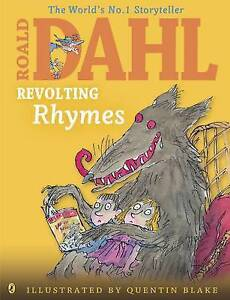 Revolting Rhymes-ExLibrary