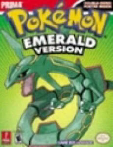Good, Pokemon Emerald: The Official Strategy Guide, Buchanan, L, Book