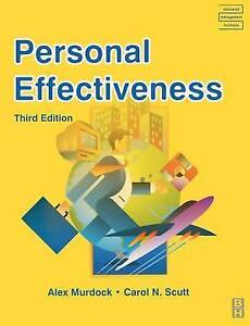 Personal Effectiveness, Third Edition (CMI Diploma in Management-ExLibrary