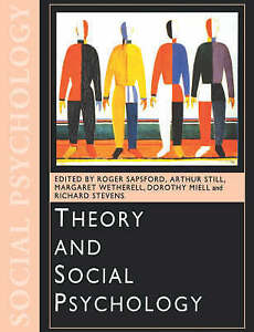 Theory and Social Psychology (Published in association with The Open-ExLibrary