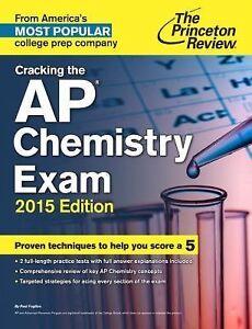 Chemistry exam ap pdf