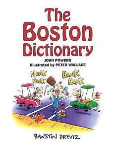 [ BOSTON DICTIONARY BY POWERS, JOHN](AUTHOR)PAPERBACK, Powers, John, Good Book
