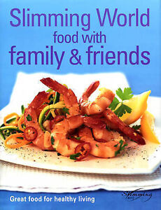 Slimming world slimming world food family friend book new 0091896045 ebay New slimming world meals
