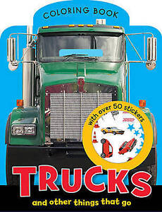 Trucks and Other Things That Go by Make Believe Ideas (Mixed media product,...