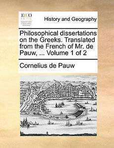dissertations french history